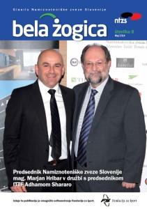 Bela žogica (8. izdaja - maj 2014)